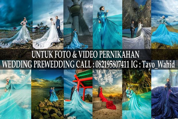 Workshop Photography & Prewedding Shoot by Chesara Makeup - 005