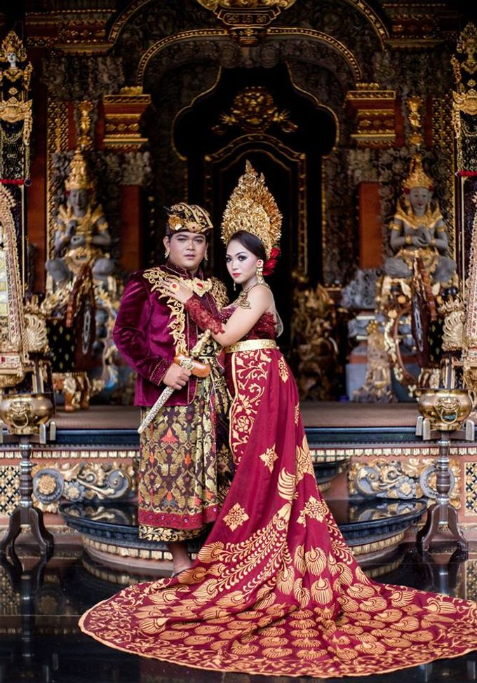 Prewedding Adat Bali By Maryco Bali Photography Bridestory Com
