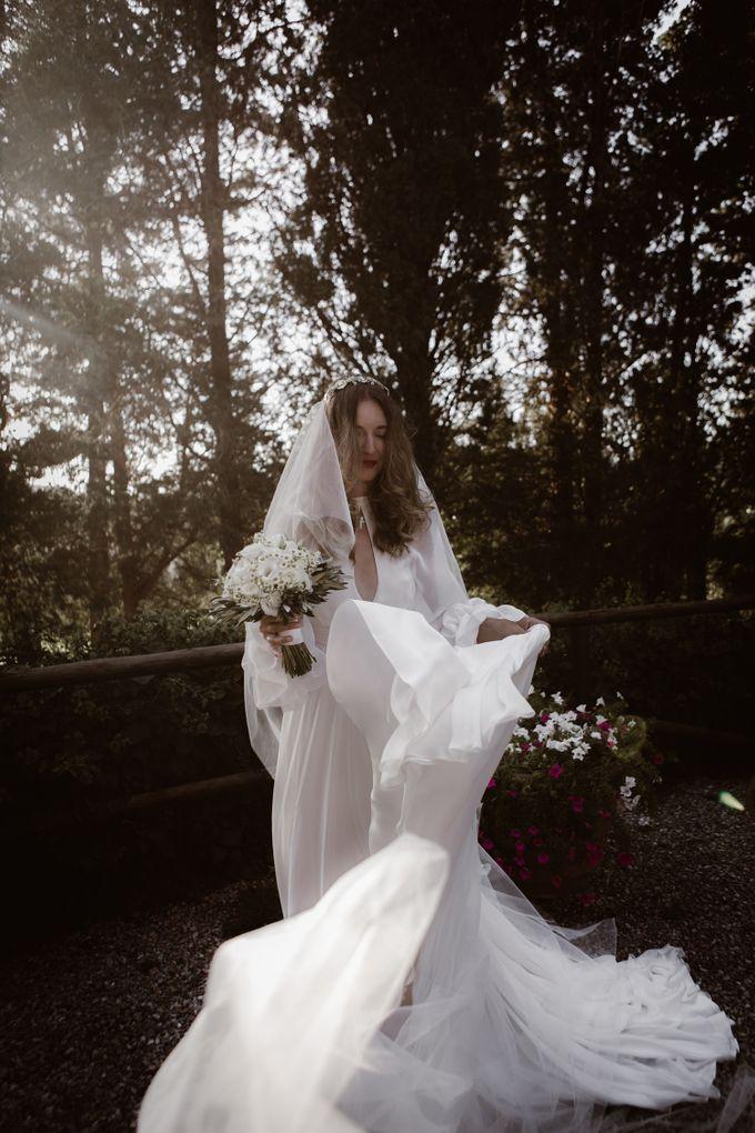 Alternative Wedding in Tenuta Mocajo in Tuscany  Italy by Fotomagoria - 037