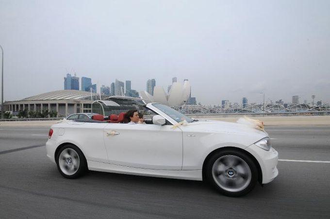Wedding Car Rentals by WhiteWedding Cars - 003