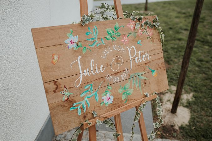 A relaxing garden wedding by Elegant Events - 014