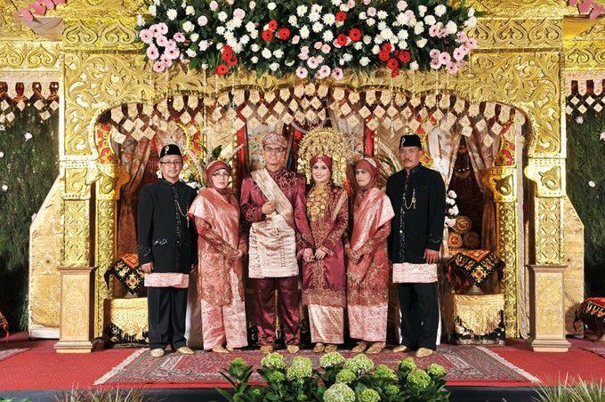 The Wedding Of Utami & Hafidz by Alux's Event & Wedding Creator - 005