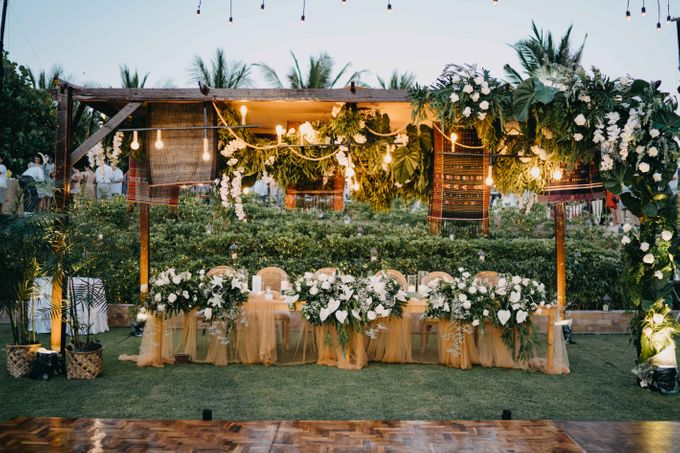 Wedding The Mulia Resort Donald & Tabita by StayBright - 028