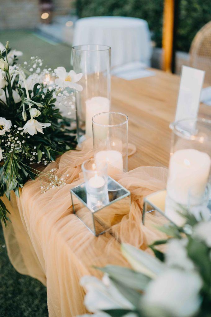 Wedding The Mulia Resort Donald & Tabita by StayBright - 027