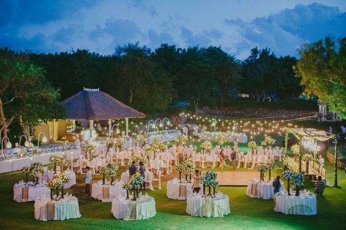 RUSTIC WEDDING DAVID AND JOICE IN SKY AYANA BALI by W organizer - 047