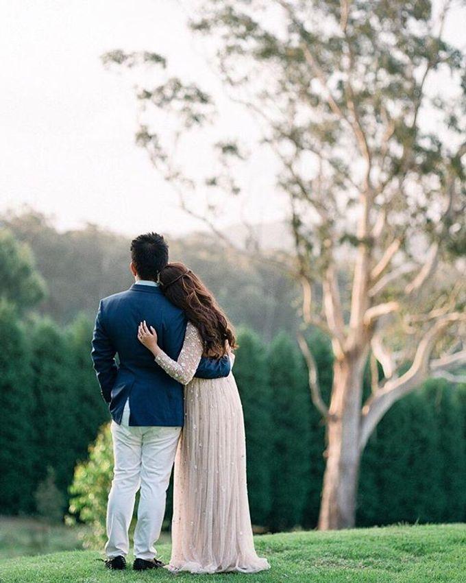 Pre-wedding of Francisca & Billiem by Vivre the Label - 007