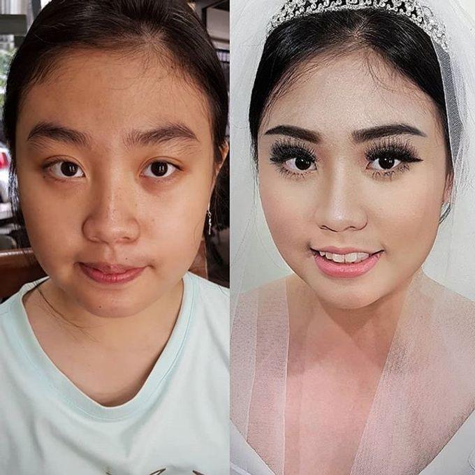 Wedding Makeup by Juny Veniera Makeup Artist - 002