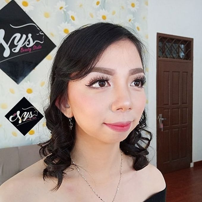Makeup & Hair Do by Nys Beauty Studio - 025
