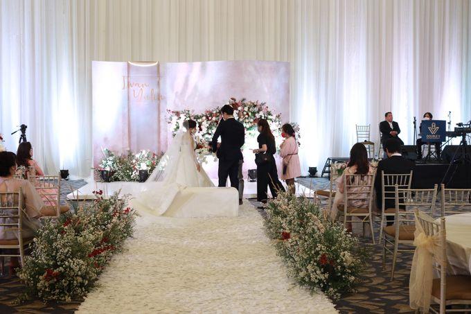 MC Wedding Intimate at Sheraton Gandaria Jakarta by Anthony Stevven by Anthony Stevven - 019
