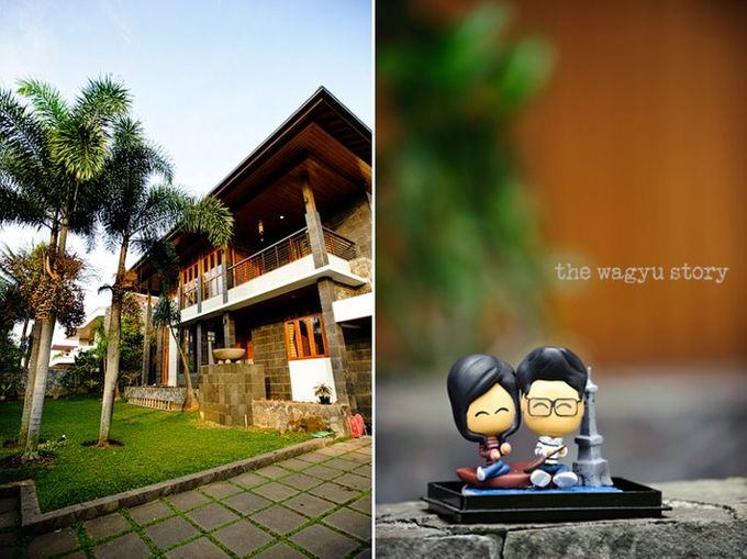 Melvin & Vero | the Wedding by The Wagyu Story - 001