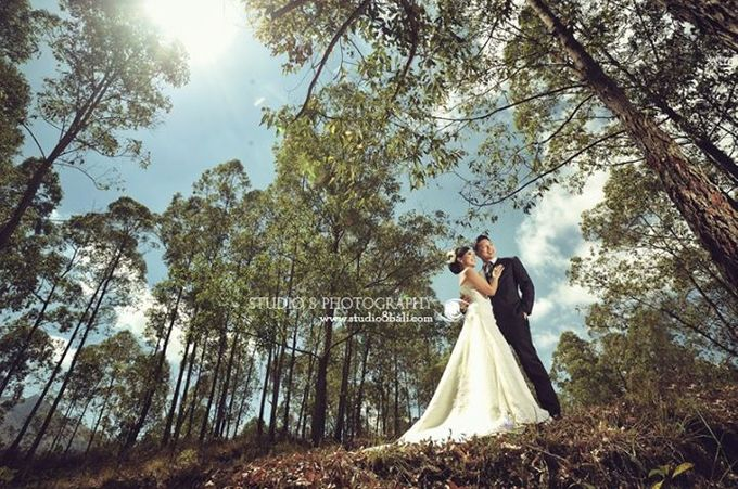 Prewedding - Evan & Shirley by Studio 8 Bali Photography - 002