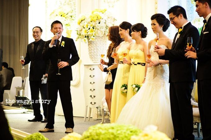 Melvin & Vero | the Wedding by The Wagyu Story - 033