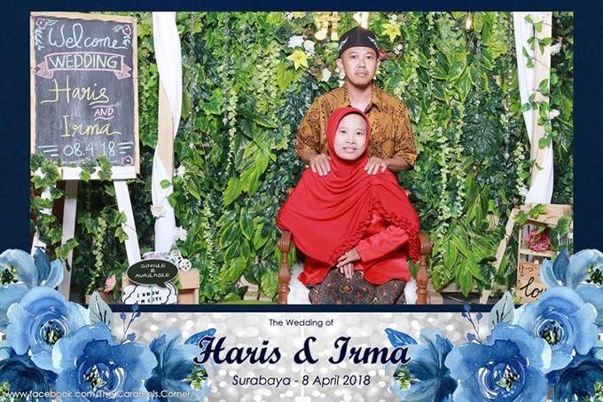Haris & Irma - Wedding Day by The Caramel's Corner - 034