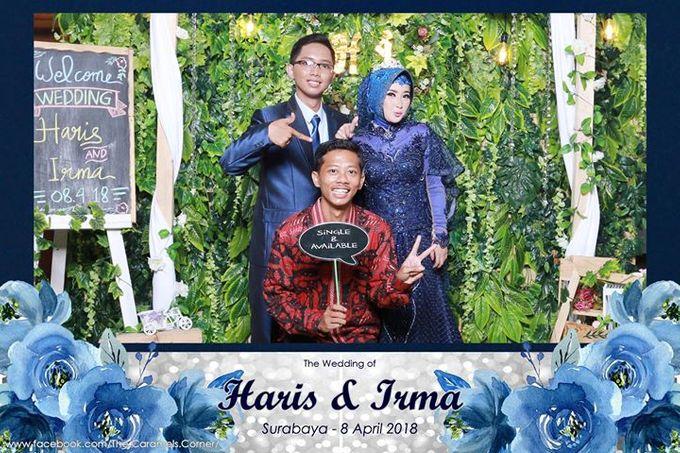 Haris & Irma - Wedding Day by The Caramel's Corner - 009