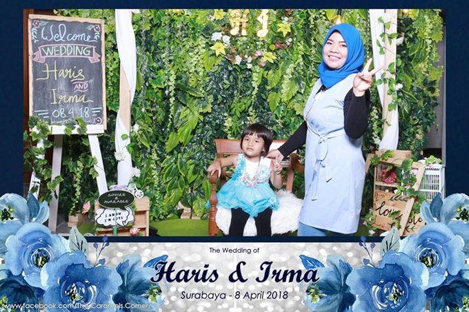 Haris & Irma - Wedding Day by The Caramel's Corner - 047