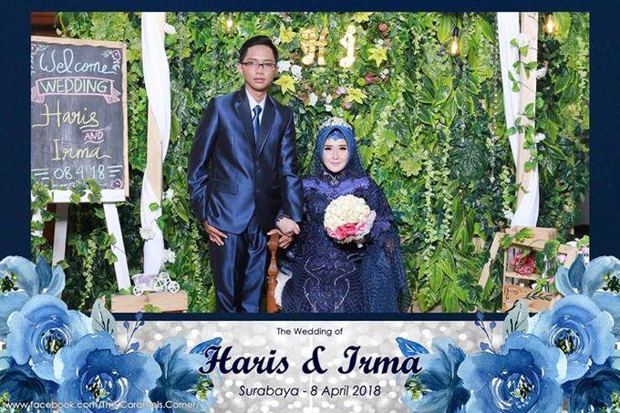 Haris & Irma - Wedding Day by The Caramel's Corner - 002