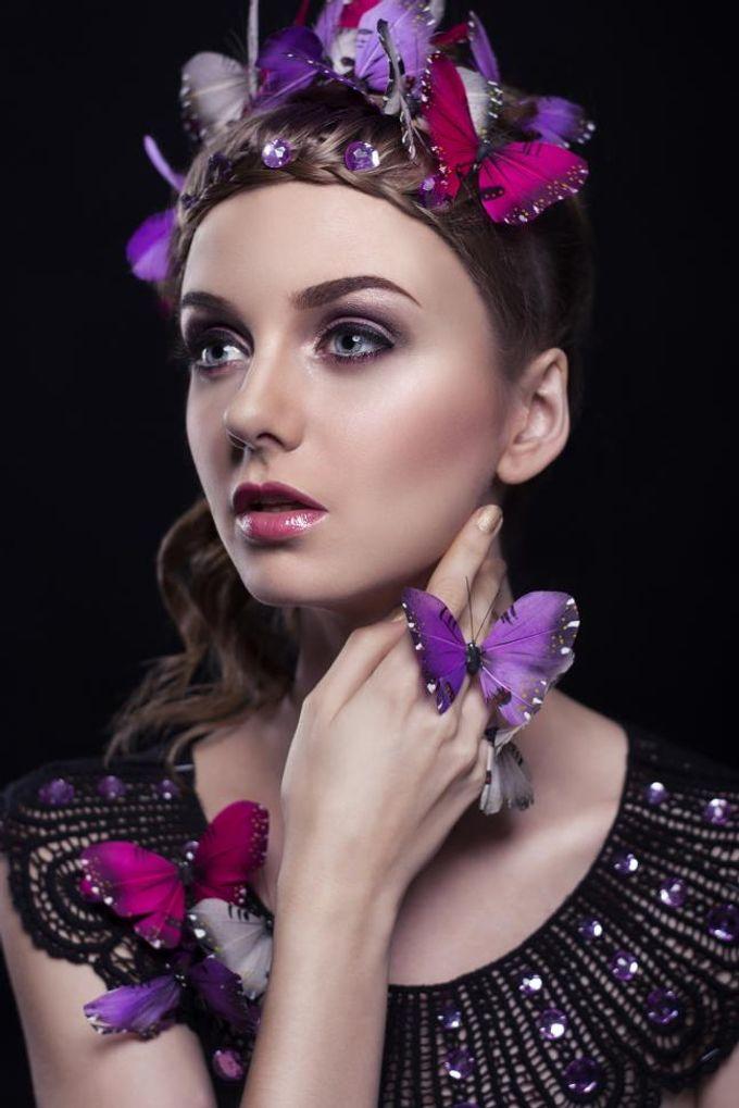 Effet Papillon by Portia MakeUp Artist - 001