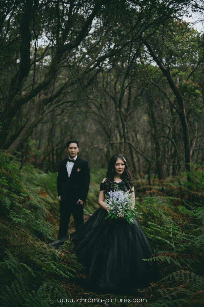 Derrick & Sonia Prewedding by Chroma Pictures - 028