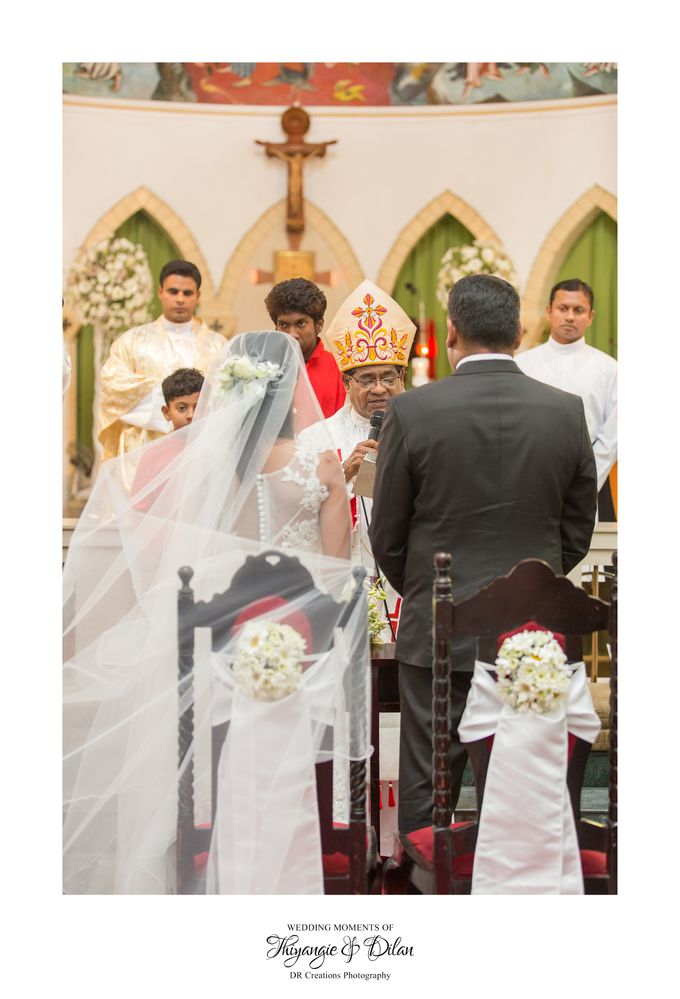 Wedding of Thiyangie & Dilan by DR Creations - 029