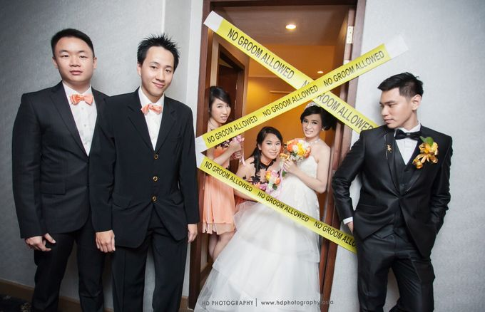 Wong & Devy - Wedding Day by HD Photography - 027