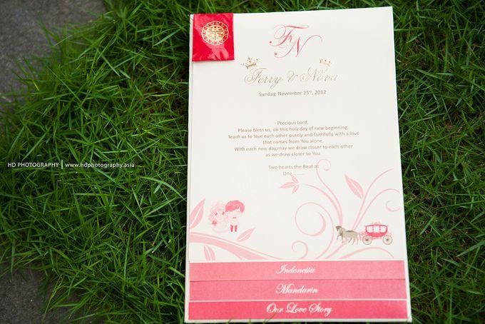 Fery & Nova - Wedding Day by HD Photography - 020