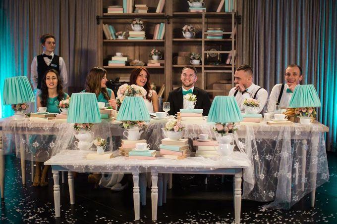 Tiffany Wedding by Caramel Events - 028