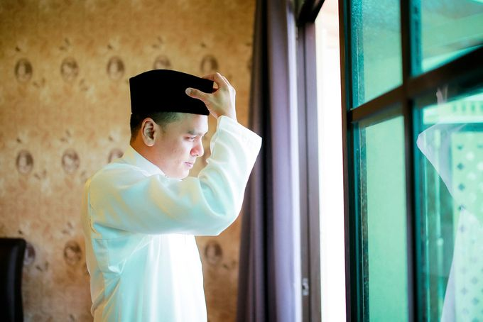 Zuhairah & Fuad by The Rafflesia Wedding & Portraiture - 021