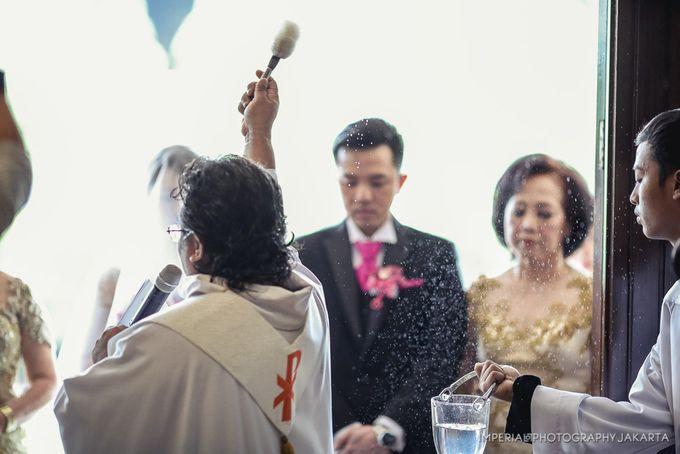 Yohanes & Vhina Wedding by Imperial Photography Jakarta - 029