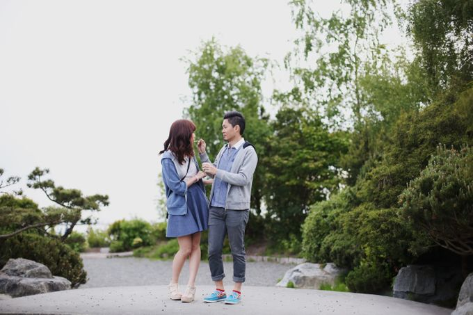 Engagement shoot at Steveston Richmond by Rebecca Ou Photography - 029