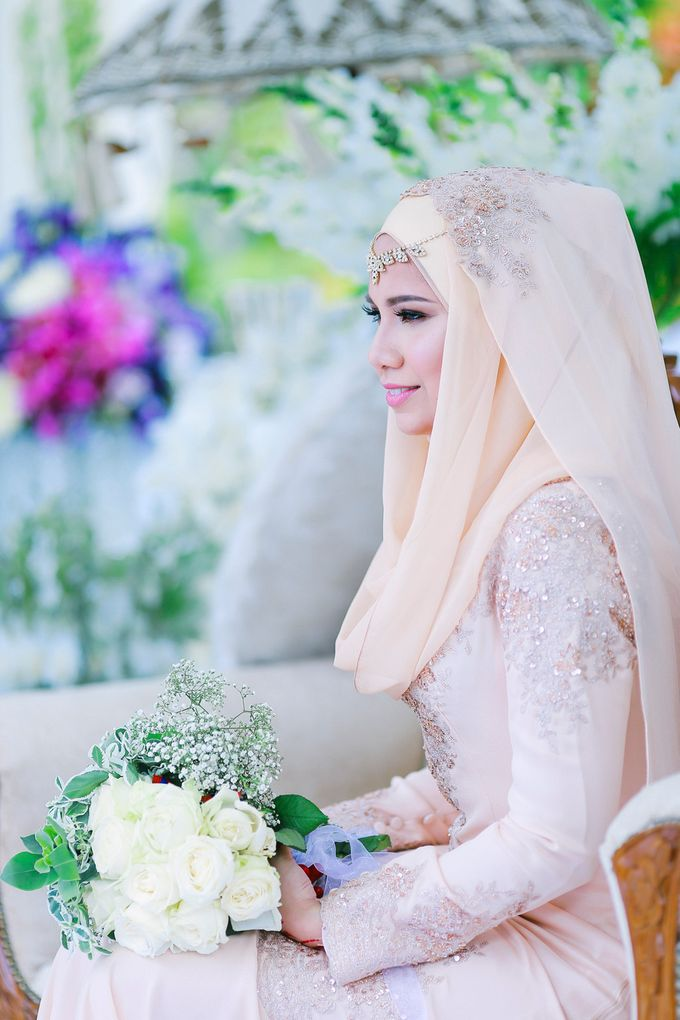 RAIHANA & MOHAMMAD by The Rafflesia Wedding & Portraiture - 026