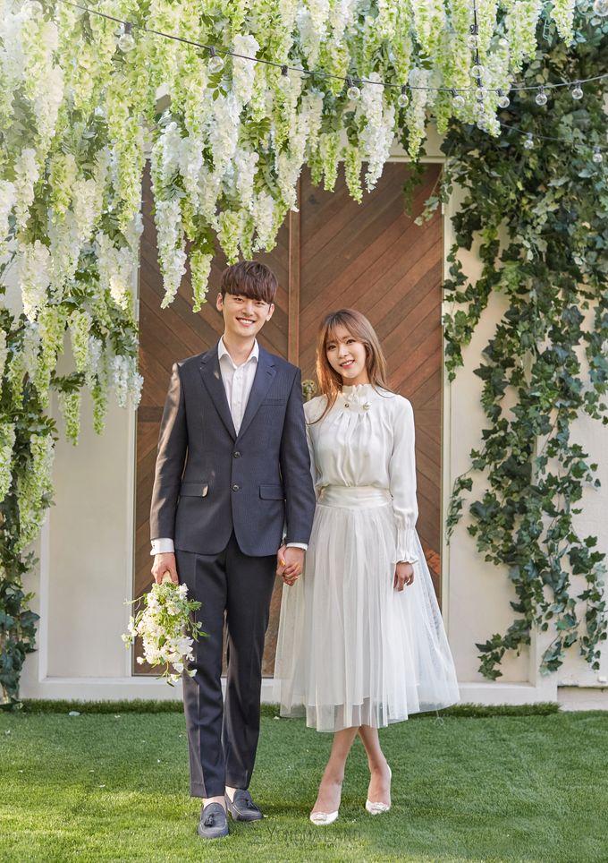 Korea Pre-Wedding Photoshoot - Studio 29 by Willcy Wedding by Willcy Wedding - Korea Pre Wedding - 019