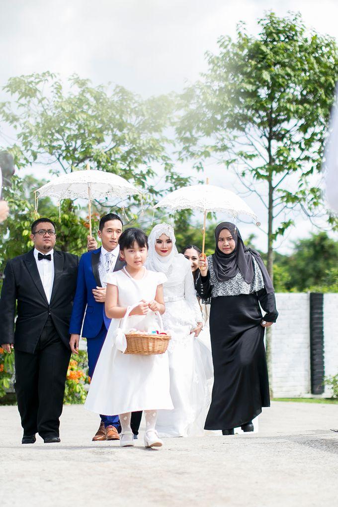Afiq & Teyka - Groom Reception by Cubic Foto by PlainPaperpaint Production - 041