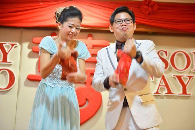 Cindy & Jason by Faith Wedding Event - 031