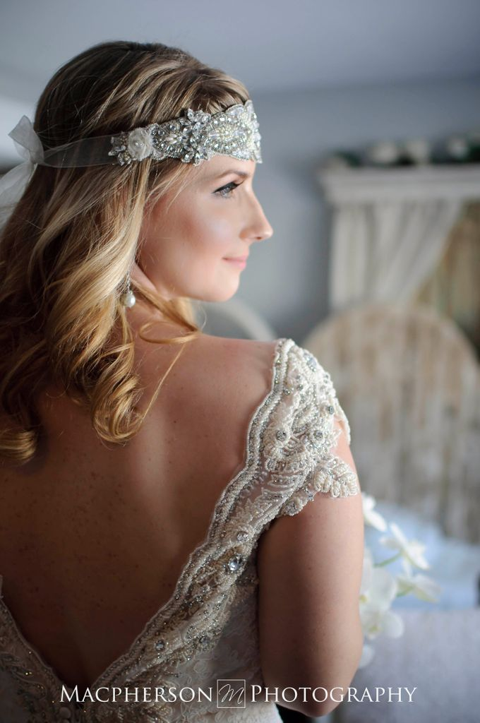 Vintage Wedding Styled Shoot by Macpherson Photography - 006