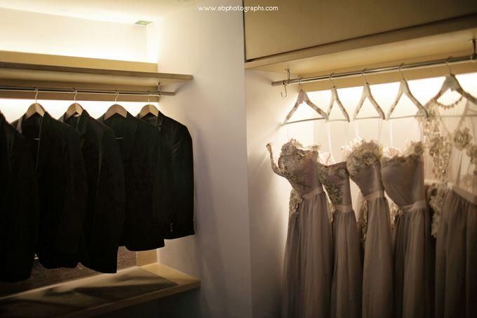 THE WEDDING OF RICHARD & LYDIA by Cynthia Kusuma - 028