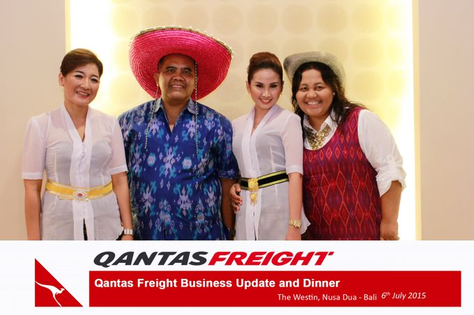 Qantas Freight Business Update and Dinner by Happy Moment PhotoBooth - 010