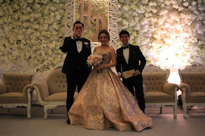 MC Wedding Holiday Inn Kemayoran Jakarta - Anthony Stevven by Holiday Inn Jakarta Kemayoran - 011
