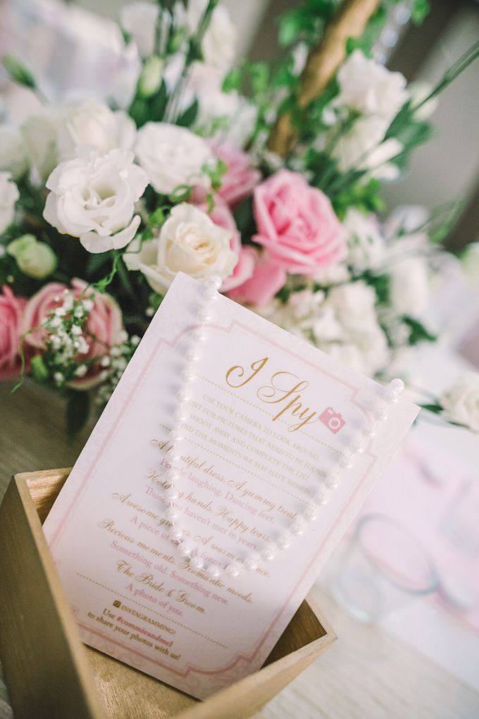 Wedding of Huang & Imelda by Rosette Designs & Co - 012