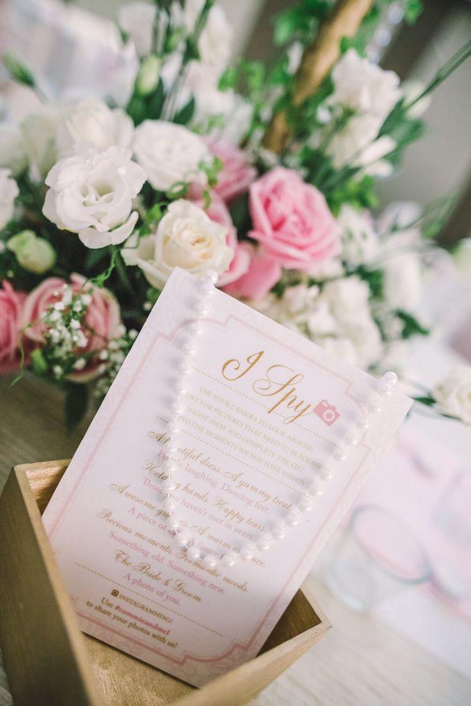 Wedding of Huang & Imelda by Rosette Designs & Co - 012