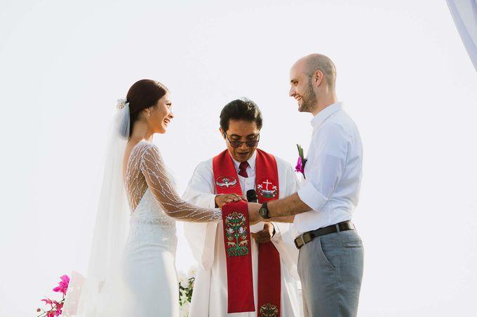 Phalosa Villa Bali Wedding - Ita & Phillip by Bali Pixtura - 015