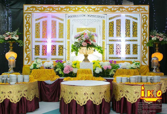 Sweet Corner by IKO Catering Service dan Paket Pernikahan - 020