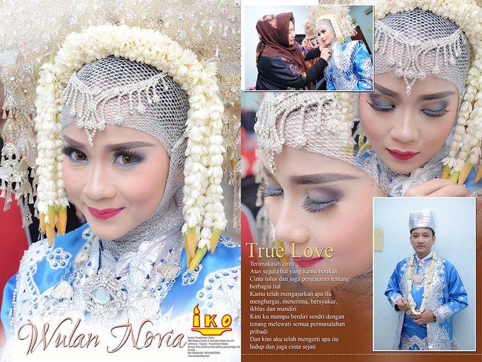 Rias & Busana Pengantin by IKO Catering Service dan Paket Pernikahan - 048