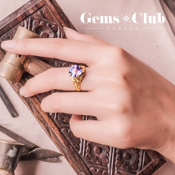 "Gemsclub ""Lavender Gem Series"" by Tulola - 014"