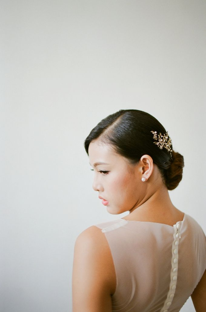 Asian Minimalist Editorial by The Prelude Bridal - 002
