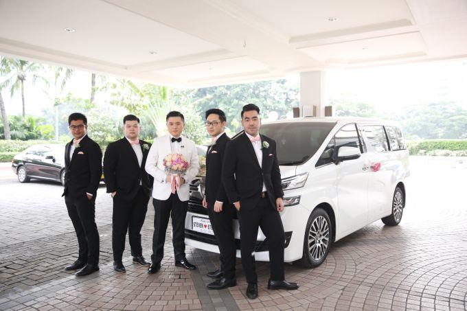 Royal Wedding of Steven & Stefanie by Priority Rent car - 004