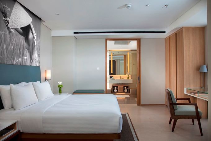 Rooms & Suites by Courtyard by Marriott Bali Seminyak - 009