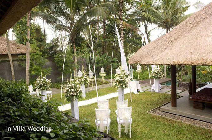 kayumanis ubud-wedding ceremony- in villa by Kayumanis Private Villa and Spa - 002