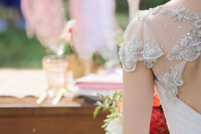 Collaborative Styled Shoot - Summer Romance by Amperian - 020