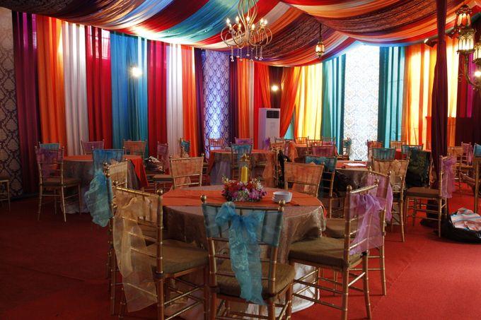 Moroccan Decoration by Charissa Event & Wedding Decoration - 007