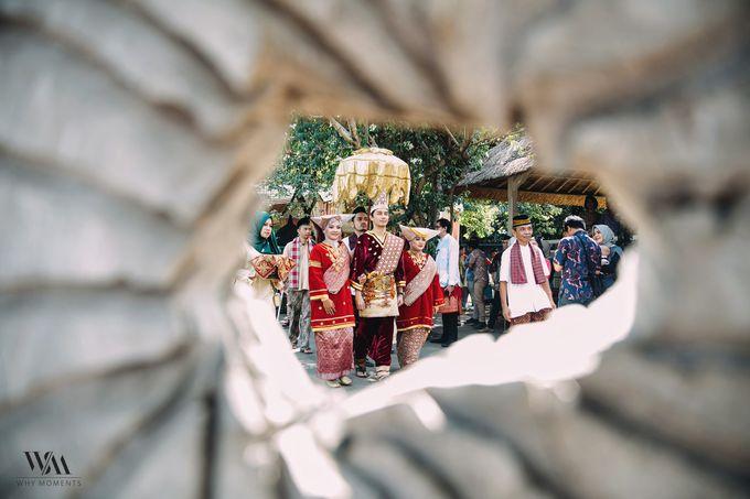 Tika & Dimas by Adhyakti Wedding Planner & Organizer - 001
